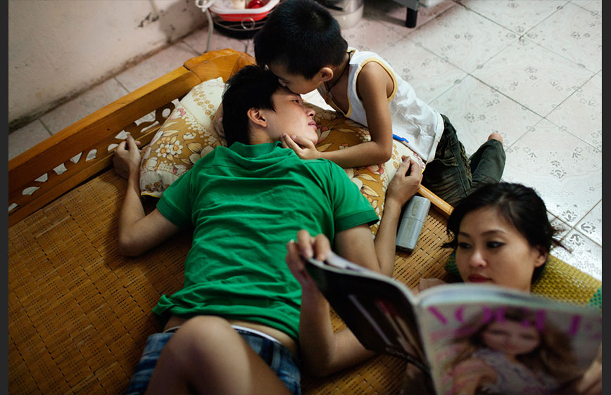 Gay scene vietnam